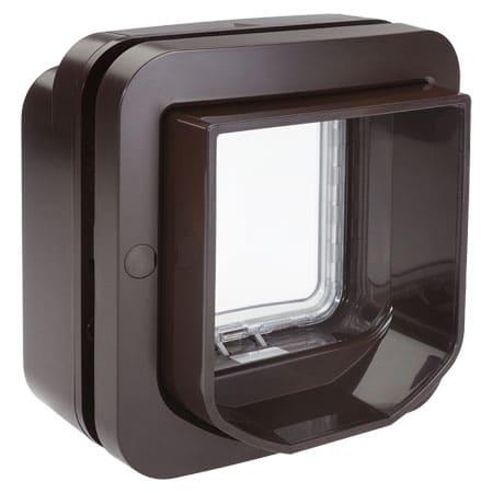 DualScan microchip cat door for glass | Cat Door Company