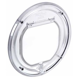 Catwalk G-CDC cat door (clear)
