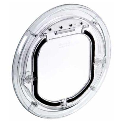 Catwalk G-SDDSLC maxi pet door for glass (clear)