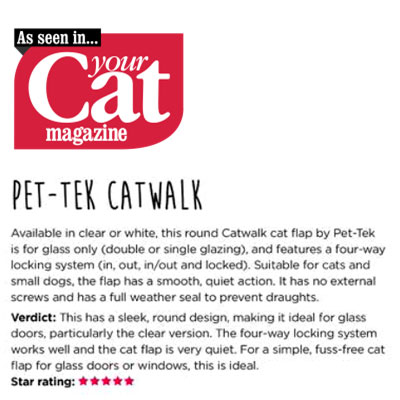 CatWalk Maxi Door review