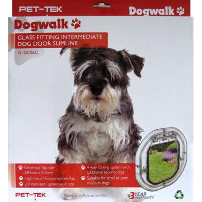 Dogwalk Medium Dog Door