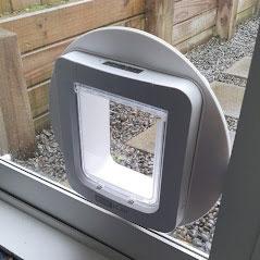 Cat Door Company installation